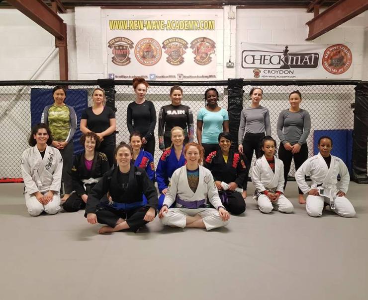 ronin reviews new wave academy women s brazilian jiu jitsu class